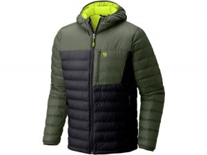 57b449ec ... Mountain Hardwear Dynotherm Hooded Down Jakke